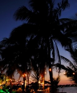 boca raton beach night